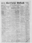 Carrizozo Outlook, 04-01-1921 by William Kabler