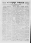 Carrizozo Outlook, 04-08-1921 by William Kabler
