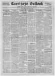 Carrizozo Outlook, 07-01-1921