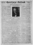 Carrizozo Outlook, 07-22-1921 by William Kabler