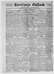 Carrizozo Outlook, 08-26-1921 by William Kabler