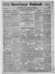 Carrizozo Outlook, 09-02-1921 by William Kabler