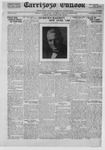 Carrizozo Outlook, 09-23-1921 by William Kabler