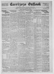Carrizozo Outlook, 10-07-1921 by William Kabler