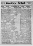 Carrizozo Outlook, 10-14-1921 by William Kabler