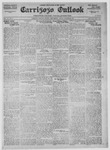 Carrizozo Outlook, 10-28-1921 by William Kabler