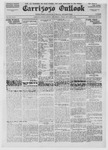 Carrizozo Outlook, 12-02-1921 by William Kabler