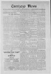 Carrizozo News, 07-26-1918 by J.A. Haley