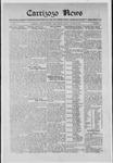 Carrizozo News, 08-23-1918 by J.A. Haley