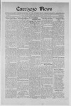 Carrizozo News, 08-30-1918 by J.A. Haley
