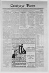 Carrizozo News, 09-27-1918 by J.A. Haley