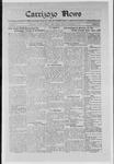 Carrizozo News, 11-15-1918 by J.A. Haley