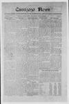 Carrizozo News, 12-06-1918 by J.A. Haley