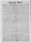 Carrizozo News, 11-14-1919 by J.A. Haley