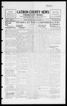 Catron County News, 11-06-1947 by Franklin L. Sears