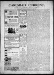 Carlsbad Current, 02-09-1901