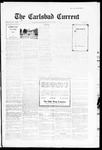 Carlsbad Current, 03-05-1909