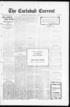 Carlsbad Current, 05-14-1909