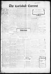 Carlsbad Current, 07-09-1909
