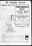 Carlsbad Current, 10-27-1911