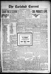 Carlsbad Current, 10-13-1916 by Carlsbad Printing Co.
