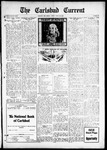 Carlsbad Current, 03-28-1919 by Carlsbad Printing Co.