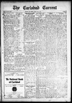 Carlsbad Current, 05-09-1919 by Carlsbad Printing Co.