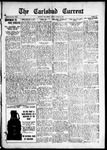 Carlsbad Current, 08-15-1919 by Carlsbad Printing Co.