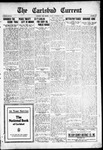 Carlsbad Current, 11-21-1919 by Carlsbad Printing Co.