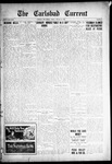 Carlsbad Current, 01-21-1921 by Carlsbad Printing Co.