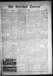 Carlsbad Current, 08-12-1921 by Carlsbad Printing Co.