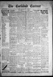 Carlsbad Current, 08-19-1921 by Carlsbad Printing Co.