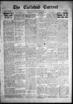 Carlsbad Current, 08-26-1921 by Carlsbad Printing Co.