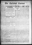 Carlsbad Current, 09-16-1921 by Carlsbad Printing Co.