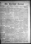 Carlsbad Current, 11-11-1921 by Carlsbad Printing Co.