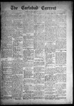 Carlsbad Current, 12-09-1921 by Carlsbad Printing Co.