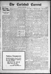 Carlsbad Current, 05-12-1922 by Carlsbad Printing Co.