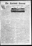 Carlsbad Current, 10-06-1922 by Carlsbad Printing Co.