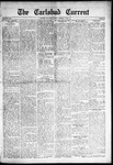 Carlsbad Current, 11-03-1922 by Carlsbad Printing Co.