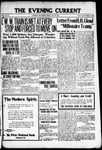 Evening Current, 07-13-1917 by Carlsbad Printing Co.
