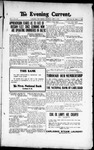 Evening Current, 09-06-1917 by Carlsbad Printing Co.