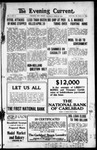 Evening Current, 04-25-1918 by Carlsbad Printing Co.