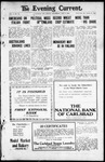 Evening Current, 05-08-1918 by Carlsbad Printing Co.