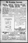 Evening Current, 05-29-1918 by Carlsbad Printing Co.