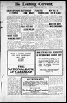 Evening Current, 06-19-1918 by Carlsbad Printing Co.