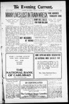 Evening Current, 06-22-1918 by Carlsbad Printing Co.