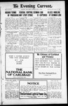 Evening Current, 07-01-1918 by Carlsbad Printing Co.