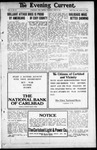 Evening Current, 07-02-1918 by Carlsbad Printing Co.