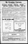 Evening Current, 07-05-1918 by Carlsbad Printing Co.