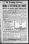 Evening Current, 07-30-1918 by Carlsbad Printing Co.